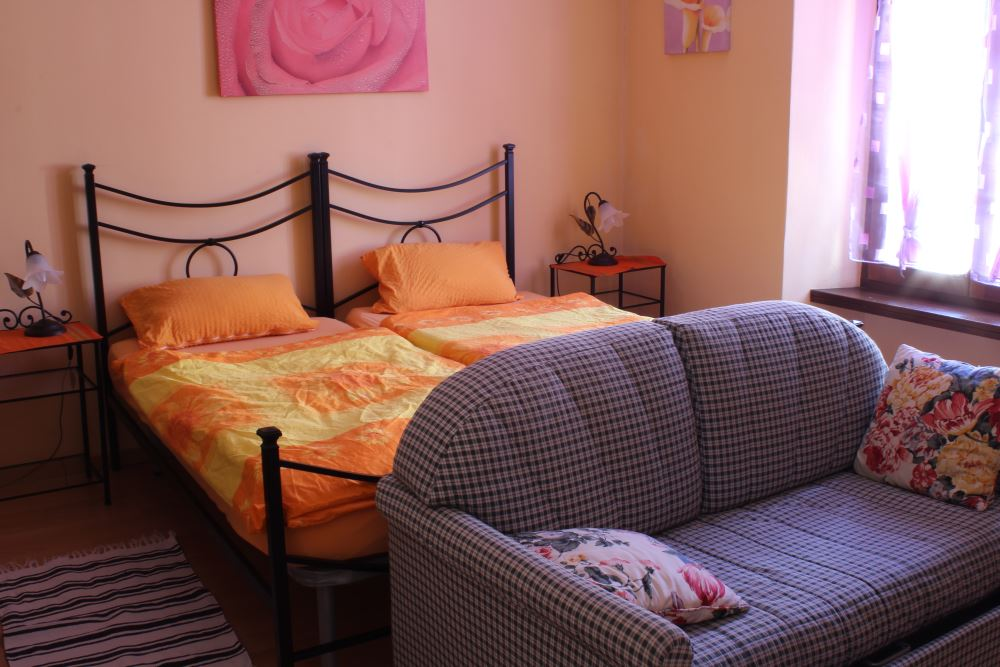 Camera 11 Locanda Della Pace Sessa